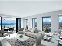 3 Bedroom Sky View Apartment - Peppers Soul Surfers Paradise